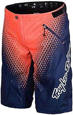 DTZW Pantalon Corto Ciclismo Hombre Pantalon Bicicleta Hombre MTB ...
