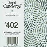 "Sound Concierge #402 ""Four Kicks Adventure"" for your virtual dancefloor"
