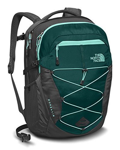 The North Face W Borealis Deep Teal Blue/Agate Green Womens Daypack