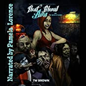 That Ghoul Ava and The Queen of the Zombies   TW Brown