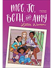Meg, Jo, Beth, and Amy: A Modern Graphic Retelling of Little Women