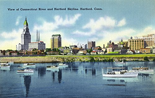 hartford-connecticut-connecticut-river-view-of-the-hartfort-skyline-waterfront-12x18-art-print-wall-