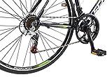 Schwinn Volare 1300 Adult Hybrid Road Bike, 28-inch wheel, aluminum frame, Blue