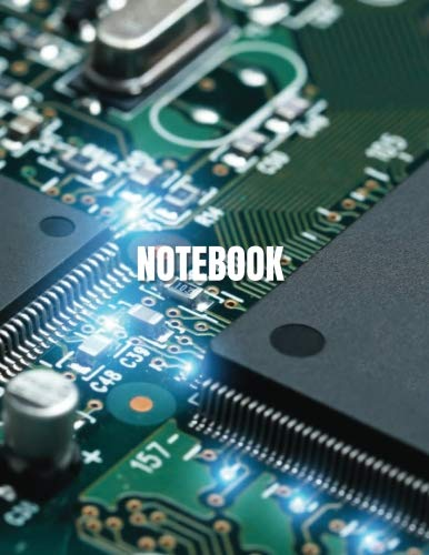 Notebook Cpu - Notebook: CPU cover (8.5 x 11)  inches 110 pages, Blank Unlined Paper for Sketching, Drawing , Whiting , Journaling & Doodling (CPU notebook,) (Volume 33)