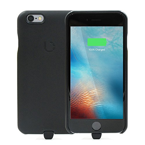 BEZALEL Qi Wireless Charging Case for iPhone 6 6s (not for 6 plus/6s Plus) for GMC Yukon Sierra, Chevy Tahoe Silverado Suburban, Cadillac, BMW, Mini, Toyota, Honda in-Car Wireless Chargers