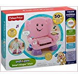 Fisher Price Smart Stages Laugh & Learn Chair Pink
