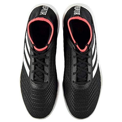 Calcio Nero Sportive Scarpe Calcetto Adidas Predator Nero 3 Tango Uomo 18 rosso RvqPT