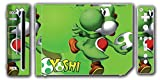 Yoshi New Super Mario Bros World Land Cute Green Egg Video Game Vinyl Decal Skin Sticker Cover for the Nintendo Wii System Console