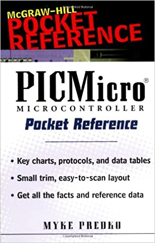 PICMicro Pocket Reference (Pocket reference series)
