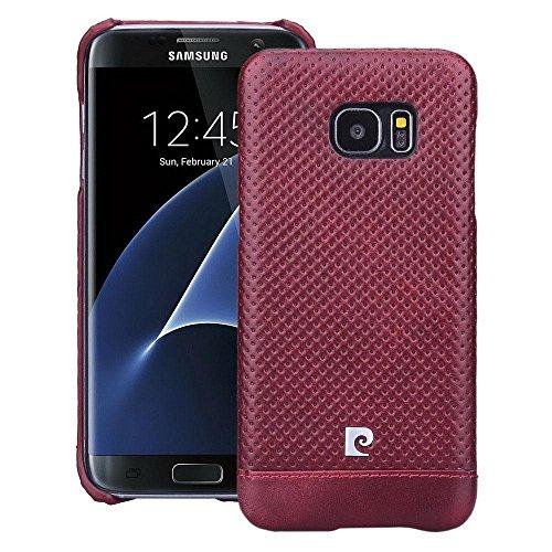 Capa para Galaxy S7 Edge Original, Pierre Cardin, PC32-03, Vermelho