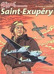 Biggles raconte : Saint-Exupéry