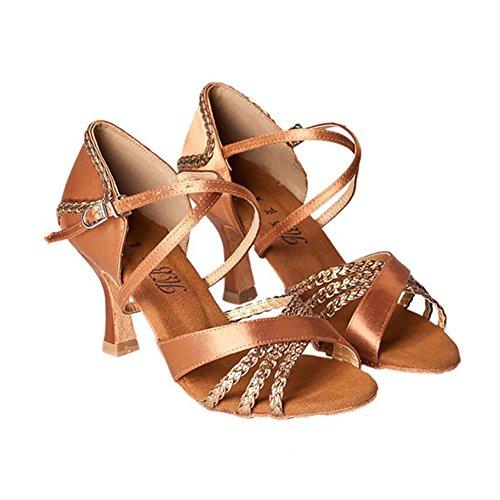 Salón Mujerzapatos Para De Outlet Latinossalsa Zapatos 6yg7bf