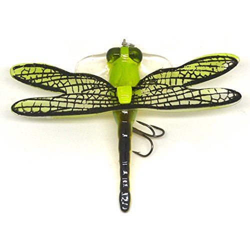Upc 799443490201 popper fishing bait lure life like for Dragonfly fishing lure