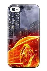 Tpu Case For Iphone 4/4s With RxcKtUm743KzUjP Jeremy Myron Cervantes Design