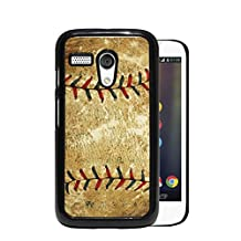 Dirty Baseball Design (1st Generation) Motorola MOTO G Hard Plastic Phone Case