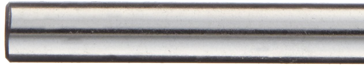 135 Degree Point Angle Precision Twist QC21PM High Speed Steel Jobber Drill Bit Round Shank Finish Uncoated Parabolic Flute Bright 12.00mm Pack of 6
