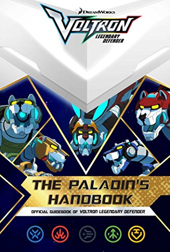 Price comparison product image The Paladin's Handbook: Official Guidebook of Voltron Legendary Defender