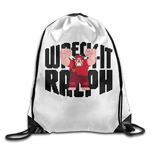 Super Wreck Boy Personality Rope Bag One (Vanellope And Ralph Costume)