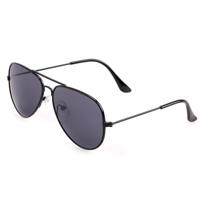 Amazon.com: Creamily - Gafas de sol de aviador para niños ...