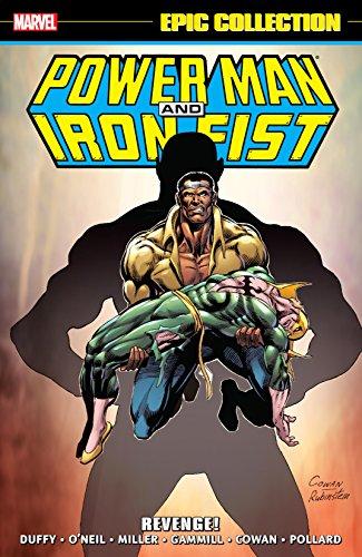 Power Man & Iron Fist Epic Collection: Revenge! (Power Man and Iron Fist (1978-1986)) (Iron Fist Omnibus)