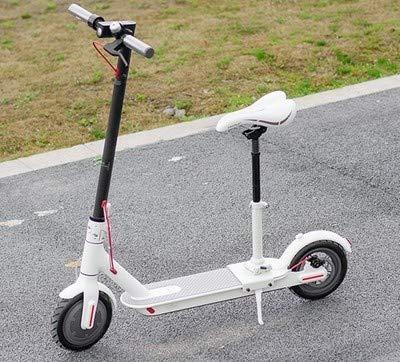 Amazon.com: MHGK xiaomi mijia m365 - Sillín eléctrico para ...