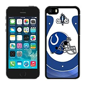 Sports Best Design Iphone 5c Case NFL Indianapolis Colts 22 Athletic Team Special Customized Phone Protector