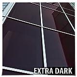BDF AB03 Amber Black Window Film Extremely Dark -30in X12ft