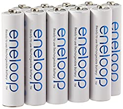 Image of the product 10 Pack Panasonic Eneloop that is listed on the catalogue brand of eneloop.