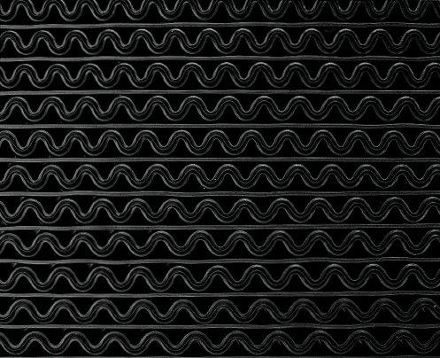3M Nomad 9100 Z-Web Extreme Traffic Black 3' x 20' Scraper -