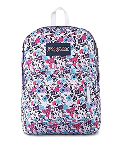 Amazon.com: JanSport Superbreak - Mochila de pétalos al ...
