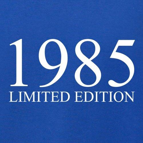 1985 Limierte Auflage / Limited Edition - 32. Geburtstag - Herren T-Shirt - Royalblau - L