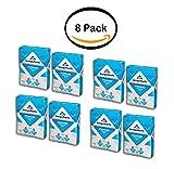 PACK OF 8 - Georgia-Pacific Standard Multipurpose Paper, 8.5'' x 11'', 20lb, 92 Brightness, 500 Sheets