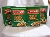 Creamette Large Elbow Macaroni Noodles Pasta (4) One Pound Boxes