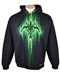 League of Legends Hoodie Custom Airbrushed Marksman Design