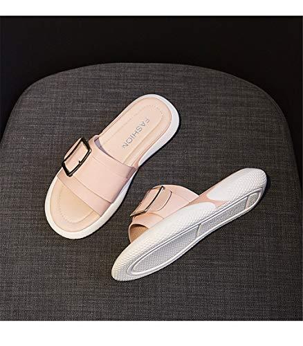 Pink YUCH Pantoufles YUCH Pink YUCH Pantoufles Femmes Pantoufles pour pour Femmes qx477EU