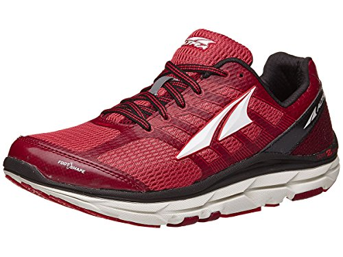 Altra Provision 3.0 Mens Road Running Shoe | Light Trail Running, Cross Training, Walking | Zero Drop Platform, FootShape Toe Box, Dynamic Support | Tackle Uneven Surfaces Naturally Orange