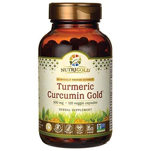 turmeric curcumin gold