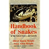 Handbook of Snakes of the United States and Canada: Two-Volume Set