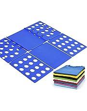 BoxLegend tshirt folding board t shirt folder clothes plastic laundry room organizer 23x27.5inch