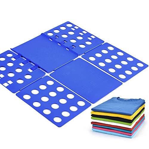 laundrytime V1 Tshirt Board t Shirt Folder Clothes flip fold Plastic flipfold Laundry Room Organizer