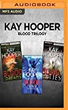 Kay Hooper Blood Trilogy: Blood Dreams, Blood Sins, Blood Ties