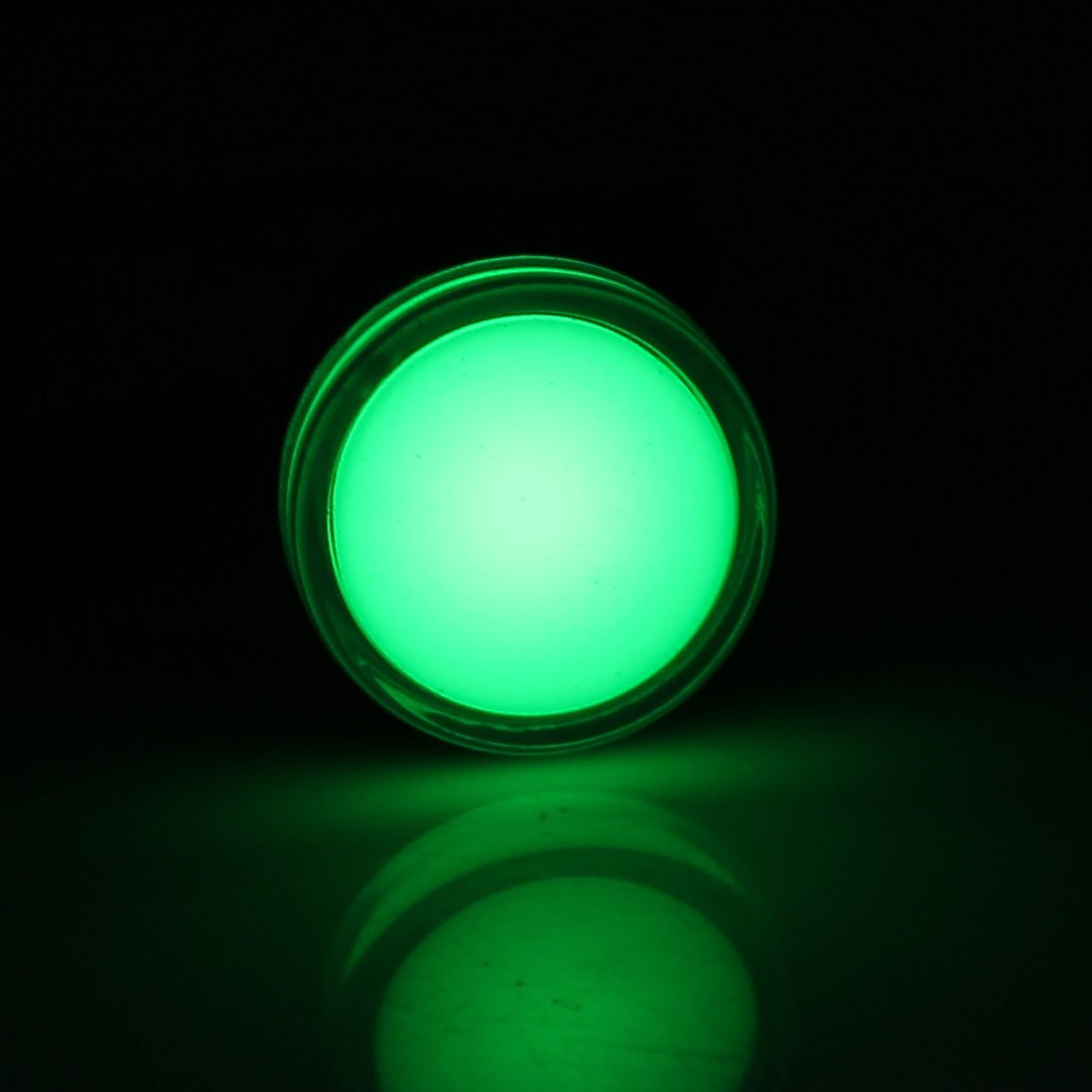 uxcell a15110200ux0132 AC//DC 110V Green LED Indicator Light Pilot Signal Lamp AD16-22DS 4 Pcs