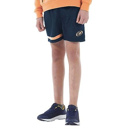 Bull padel Pantalon Corto BULLPADEL IRANTUN Azul Marino NIÑO: Amazon.es: Deportes y aire libre