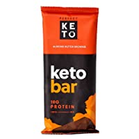 Perfect Keto Bars - The Cleanest Keto Snacks with Collagen and MCT. No Added Sugar...
