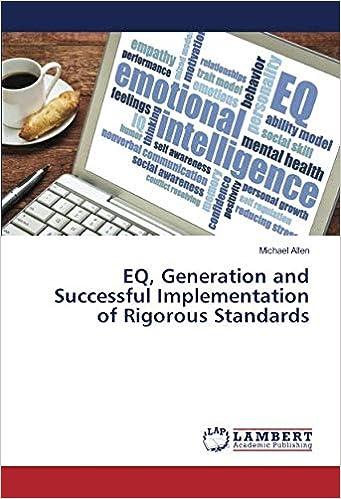 Descargar Ebooks Torrent Eq, Generation And Successful Implementation Of Rigorous Standards Libro Patria PDF