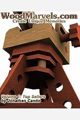 WoodMarvels.com, Volume 1: Top Sellers Paperback