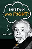 img - for Einstein Was Right! book / textbook / text book