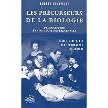 Les précurseurs de la biologie : de l'anatomie à la biologie expérimentale