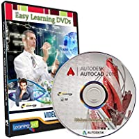 Easy Learning Learning Autodesk AutoCAD 2015 Video Training Tutorial (DVD)