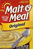 Malt-O-Meal, Original Hot Wheat Cereal, 36oz Box